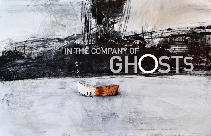 """In the Company of Ghosts,"" via New Hazlett Theater"